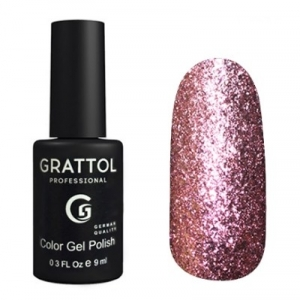 011 - Grattol Color Gel Polish  Vegas, 9 ml