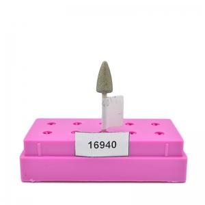 G 0815D насадка алмазная конус для педикюра