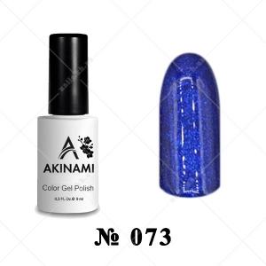 073 - Akinami Color Gel Polish - Cosmos, 9ml