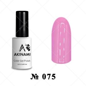 075 - Akinami Color Gel Polish - Heather, 9ml