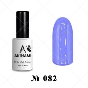 082 - Akinami Color Gel Polish - Lilac, 9ml