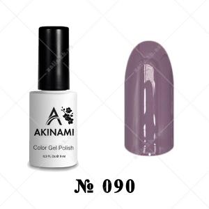 090 - Akinami Color Gel Polish - Mokko, 9ml