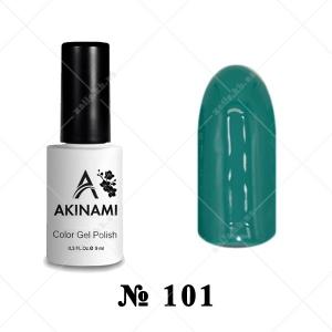 101 - Akinami Color Gel Polish - Lush Meadow, 9ml
