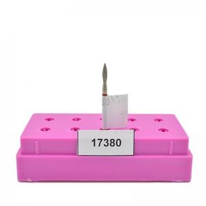 104 243 514 021 - Бор алмазный - пламя красный