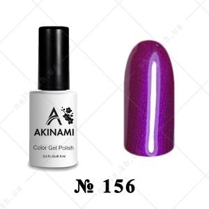 156 - Akinami Color Gel Polish, 9ml