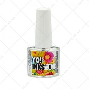 Yo!Nails Чернила INKS - 0, прозрачный