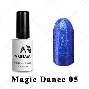005 - Akinami Color Gel Polish  Magic Dance, 9ml