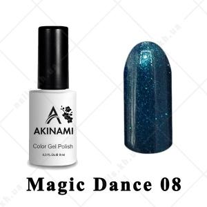 008 - Akinami Color Gel Polish  Magic Dance, 9ml