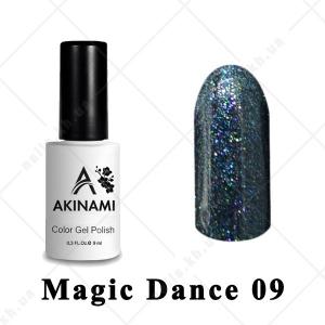 009 - Akinami Color Gel Polish  Magic Dance, 9ml