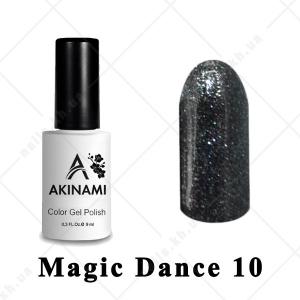 010 - Akinami Color Gel Polish  Magic Dance, 9ml