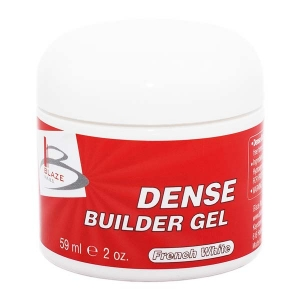 BLAZE Dense Builder Gel  / French White 59 мл