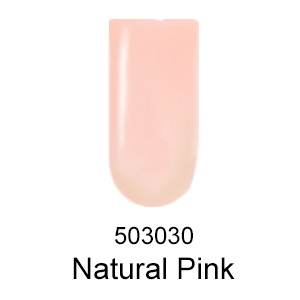 BLAZE GelLaxy II Gel Polish - гель-лак II поколения / Natural Pink 15 мл