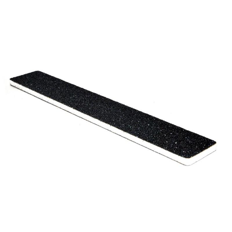 DESIGN NAIL Пилка 100/180 широкая, черная шт