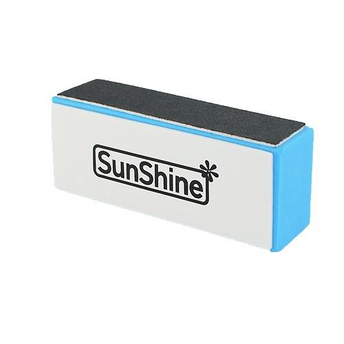 SUNSHINE Блок-баф полировочный 3-сторонний, синий шт