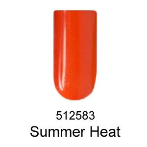 BLAZE GelLaxy II Gel Polish - гель-лак II поколения / 512583 Summer Heat 15 мл