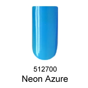 BLAZE GelLaxy II Gel Polish - гель-лак II поколения / Neon Azure 15 мл