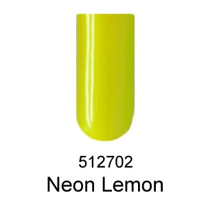 BLAZE GelLaxy II Gel Polish - гель-лак II поколения / Neon Lemon 15 мл