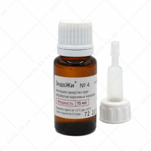 ЭндоЖи № 4 вяжущее кровоостанавливающее средство, 15 мл