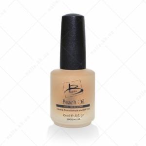 BLAZE Peach Oil - Персиковое масло для ногтей и кутикул 15 мл