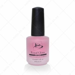 BLAZE Royal Gloss - Глянцевое финишное покрытие, инд. упак. 15 мл