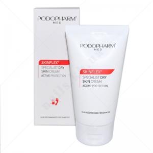 Podopharm MED РМ01 Skinflex® Specialist Dry Skin Cream - Регенерирующий крем с 8% мочевиной (Очень сухая кожа, склонная к аллергии), 150мл