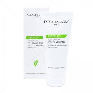 Podopharm MED РМ11 Foot Cream with Silver Ions - Крем для стоп Podoflex с ионами серебра (75 мл)