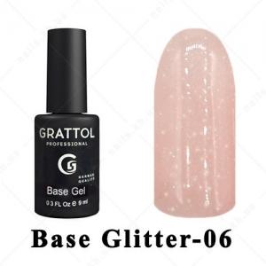 006 - GRATTOL Base  Glitter, 9ml