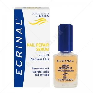 Acepta Akileine Ecrinal Ультра-концентрированная сыворотка для укрепления ногтей с маслами 446 / 991118 (726), 10мл