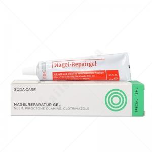 Nail repair gel востанавливающий гель для ногтей 5080, 15 ml