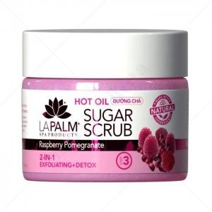 LA PALM Sugar Scrub  / Raspberry Pomegranate - Малина и гранат 355 мл 355 мл