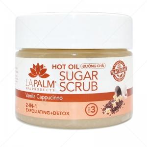 LaPalm SPA Products Sugar Scrub  / Vanilla Cappuccino - Капучино с ванилью 355 мл 12oz