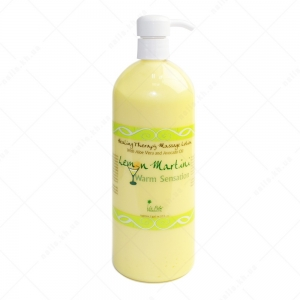 LA PALM Healing Therapy Massage Lotion  / Lemon Martini - Мартини с лимоном 946 мл