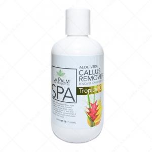 LA PALM Callus Remover  / Tropical Citrus - Тропический цитрус 236 мл