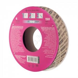 ATSC -150 Сталекс Запасной блок файл-ленты PapMam Bobbinail для пластиковой катушки 150 грит, 6 м