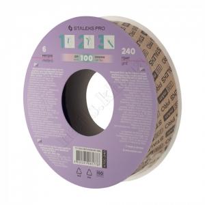 ATSC -240 Сталекс Запасной блок файл-ленты PapMam Bobbinail для пластиковой катушки 240 грит, 6 м