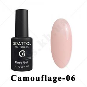 006 - GRATTOL Base  Camouflage, 9ml