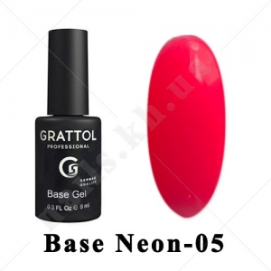 005 - GRATTOL Base  Camouflage Neon - камуфлирующая база Неон