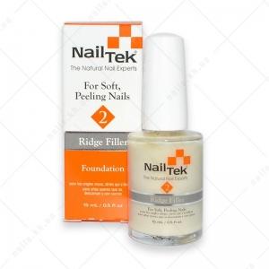 NAIL TEK Foundation II - Лечебное базовое покрытие 15 мл