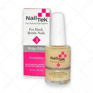 NAIL TEK Foundation III - Лечебное базовое покрытие 15 мл