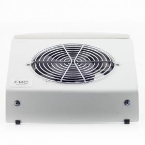 FR`C вытяжка для маникюра F1 с белой накладкой, мощность 60 W, 2500 об./мин. (гарантия 12 мес.)