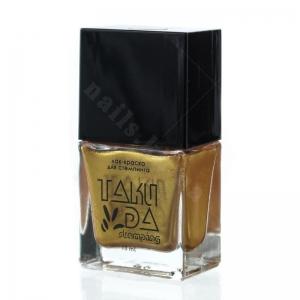 003 TakiDa Лак-краска для стемпинга Золото, 10 ml