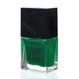 011 TakiDa Лак-краска для стемпинга Зеленый, 10 ml