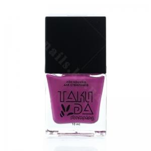 019 TakiDa Лак-краска для стемпинга Розовый, 10 ml