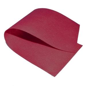 Doily салфетки для депиляции из спанбонда (бордовые), 100 шт/уп