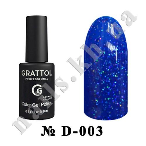 003 - Grattol  Diamond, 9ml