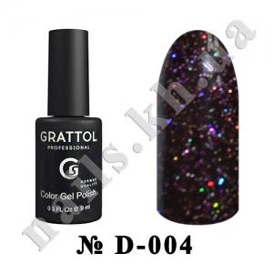 004 - Grattol  Diamond, 9ml