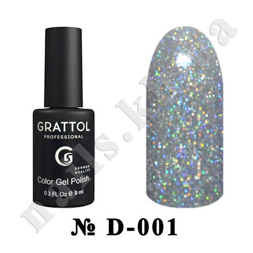 001 - Grattol  Diamond, 9ml