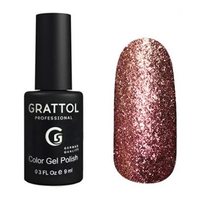 012 - Grattol Color Gel Polish  Vegas, 9 ml