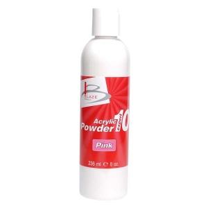 BLAZE Powder 10 Expert - акриловая пудра / быстрая полимеризация / Pink 236 мл