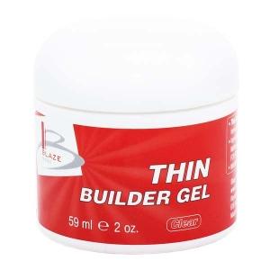 BLAZE Thin Builder Gel  / Clear 59 мл 59 мл